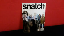 SNATCH - 3D Lenticular Magnet / Cover for BLURAY STEELBOOK