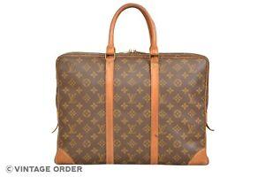 Louis Vuitton Monogram Porte Documents Voyage Business Bag M40226 - YH00461