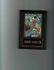 JASON VARITEK PLAQUE BASEBALL BOSTON RED SOX MLB   C