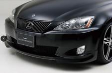 Frontspoiler LEXUS IS220d 250 350 2008-2010 WALD Frontlippe Vorne Spoilerlippe