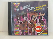 CD ALBUM MARIACHI VARGAS DE TECALITLAN Hot mexican nights ND 70664