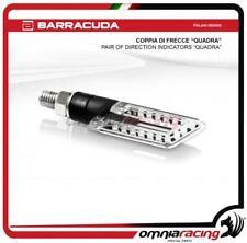"""Barracuda coppia Indicatori Direzione Frecce universali omologato """"QUADRA"""""""