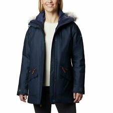Columbia Carson Pass Ic Jkt Dark Nocturnal, Jacket City Hoodie for Women