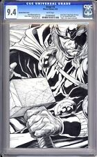 SIEGE #3 - CGC 9.4 - JOE QUESADA VIRGIN SKETCH VARIANT - 0169644005