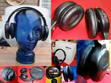 Boxed Luxury STEREO Headphones RF Wireless Cordless CD MP3 MP4 PC TV DVD Headset