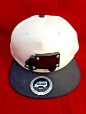 TRUKFIT SNAPBACK CAP ADJUSTABLE HAT ONE SIZE TRUCK LOGO truckfit RARE