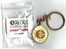 DINKY TOY CLUB Schlüsselanhänger ATLAS MATTEL key chain key fob porté cles OVP
