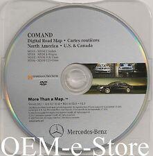 2005 2006 2007 2008 Mercedes SLK280 SLK350 SLK55 AMG Navigation OEM DVD Map