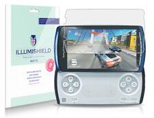 iLLumiShield Anti-Glare Matte Screen Protector 3x for Sony Ericsson Xperia PLAY