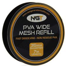 NGT PVA Mesh Refill 35mm x 7 Metres of Wide Mesh NGT Carp Fishing
