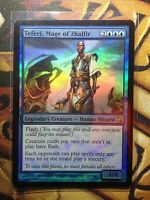 Téfeiri, Mage de Zhalfir Foil  VF  -  MTG Magic (SP)