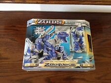 Zoids Zbuilders #105 Grachio Zola 1/72 Scale New In Box Model Kit