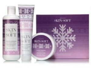 Gift Set - Winter Lavender Collection - Skin so Soft - Bath and Body Set