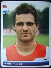 Panini 361 Kenneth Perez Ajax Amsterdam UEFA CL 2006/07
