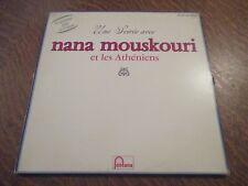 album 2 33 tours une soiree avec NANA MOUSKOURI ET LES ATHENIENS 885.549