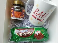 Beanies Mulled Wine Coffee Christmas Gift Box, Festive Mug & Christmas Biscuits