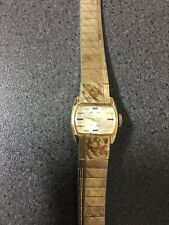 1973 Vintage Seiko Rainbow Watch Gold Plated Automatic Ladies Dress Watch