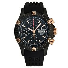 Revue Thommen Men's Airspeed Black Dial Chronograph Automatic Watch 16071.6887