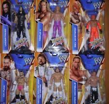 Wwe Summer Slam Heritage Set Of 6 Action Figures Including Undertaker, Cm Punk