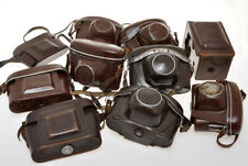 Zeiss Ikon, lot of 10 ready cases for various models (I don't know exactly)