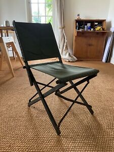 British Army Canvas Field Campaign Chair