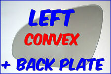 Toyota Yaris MK3 2011 + Seitenspiegel konvex beheizbar + Montageplatte links