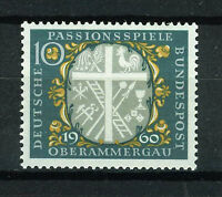ALEMANIA/RFA WEST GERMANY 1960 MNH SC.810 Passion Play Oberammergau