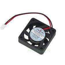 5 Pieces 40mm 12V 2pin Computer PC VGA Chipset Heatsink Cooler Cooling Fan