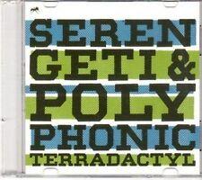 (BK338) Seren Geti & Poly Phonic, Terradactyl - DJ CD