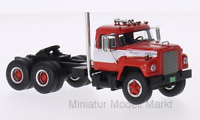 #64005 - Neo International Harvester Fleetstar F-2000-D - rot/weiss 1963 - 1:64
