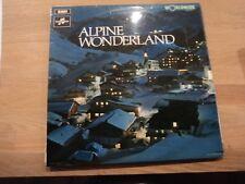 Various  – Alpine Wonderland  -- EX / VG