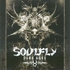 """SOULFLY """"DARK AGES"""" CD NEW+"""