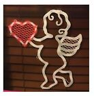 Impact Innovations Valentine Lighted Window Decoration, Cupid W/Heart #29550 NEW