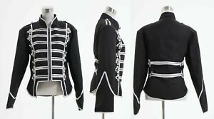 My Chemical Romance Military Parade Party Jacket Coat Cosplay Costume Halloween