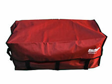 RED VELCRO HAY BALE BAG Carry Storage Water Ski Wake Board Camping Horse Riding