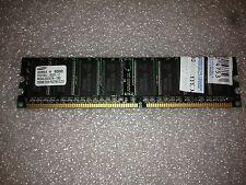 Memoria DDR Samsung M368L3223ETN-CB3 256MB PC2700 333MHz CL2.5 184-Pin