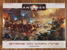 Beyond The Gates Of Antares: Strike on Kar'A Nine Intro Set