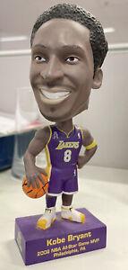 Kobe BRYANT Upper Deck 2002 All-Star MVP H17cm Bobble Head Los Angeles LAKERS
