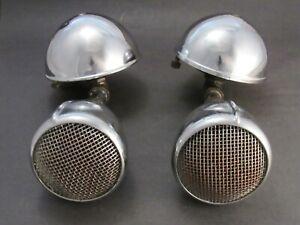 Original 1934 Dodge Accessory Trumpet Horns