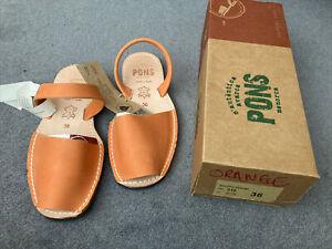 Ladies PONS Spanish Sandals