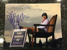 Yani Tseng Signed 8x10 LPGA Gorgeous Auto Must Have For Any Golf Fan #2