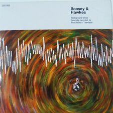 vinyl lp record BOOSEY & HAWKES Background Music Film, Radio, TV,  SBH 3002