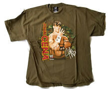 JOHN CENA Vintage T-Shirt WWE Wrestling YOU CAN'T SEE ME Graphic 2007 Size XL