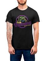 Mens Club Tropicana T-Shirt - 80s Fancy dress Disco Party Music Wham Retro Pride