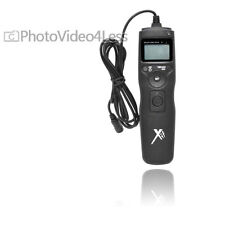 Xit Universal Camera Timer Remote Control For Olympus Nikon Samsung Canon Sony