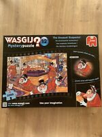 Wasgij 1000 Piece Jigsaw Mystery No12 The Unusual Suspects Completes Once