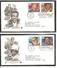 US SC # 2724-2730 Rock&Roll ,Rhytm&Blues. Postal Commemorative Society Cachet