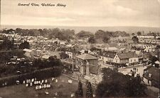 Waltham Abbey. General View.