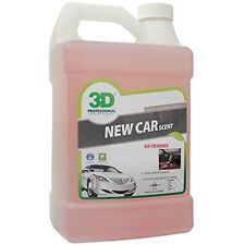 3D Air Freshener New Car Scent 1 Gallon, New, Free Shipping