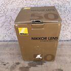 BOX, Documents, Cap Case ONLY- for Nikon Nikkor AF-S 50 mm F/1.8G USED